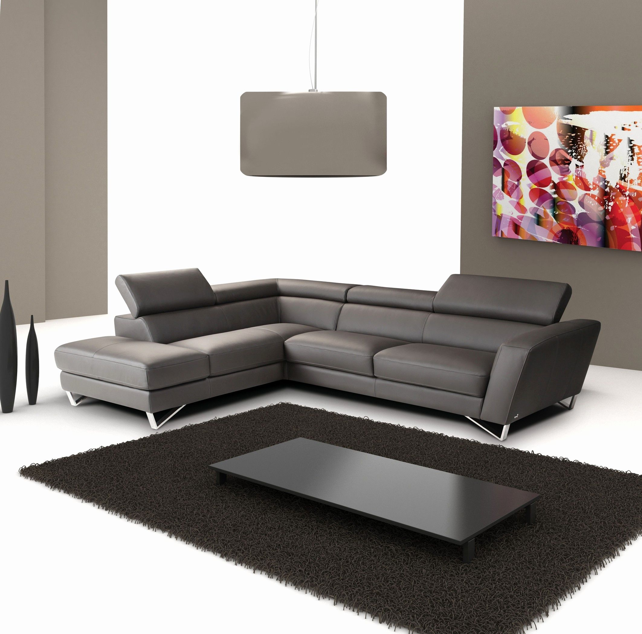 Unique Ultra Modern Sectional Sofa Graphics Cool Contemporary