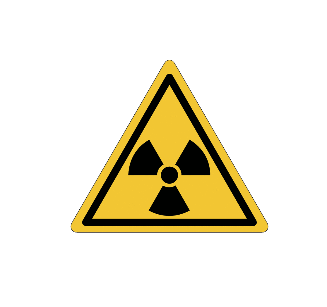 Radiation Warning Png Png Image Png Doodle Icon Purple Art