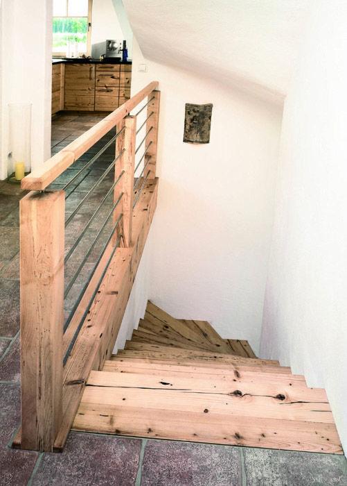 Schreinerei Kaspar Orterer – Harmonie in Holz » Unsere Referenzen – Einzelwerke #eingangsbereichhausinnen