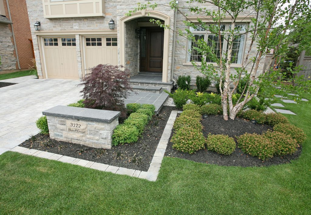 Front Walkway Landscaping Pinterest