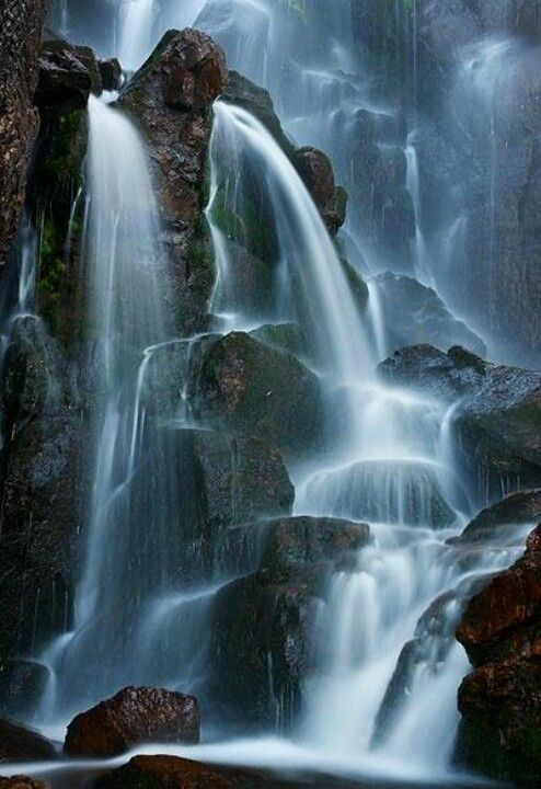 Chutes Victoria: Rocky Mountain National Park, Colorado