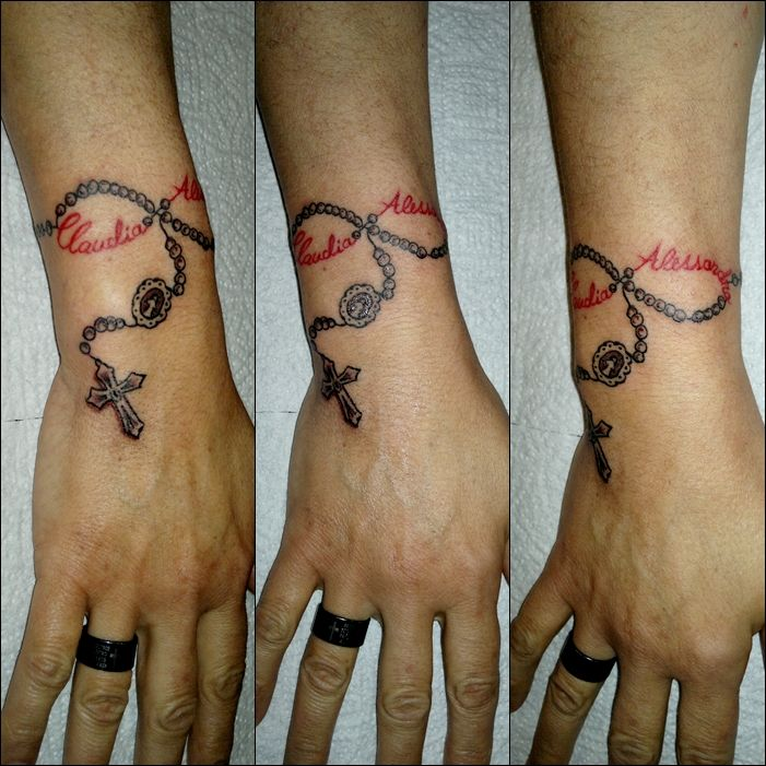 TATTOO ROSARIO | Tattoos. | Pinterest | Rosario and