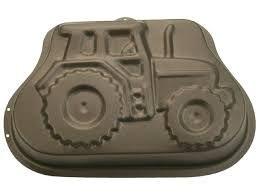 Backform Traktor Backformen Traktor Kuchen Kuchenform