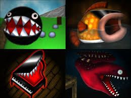 Scariest Characters In Super Mario 64 That Eel With Images