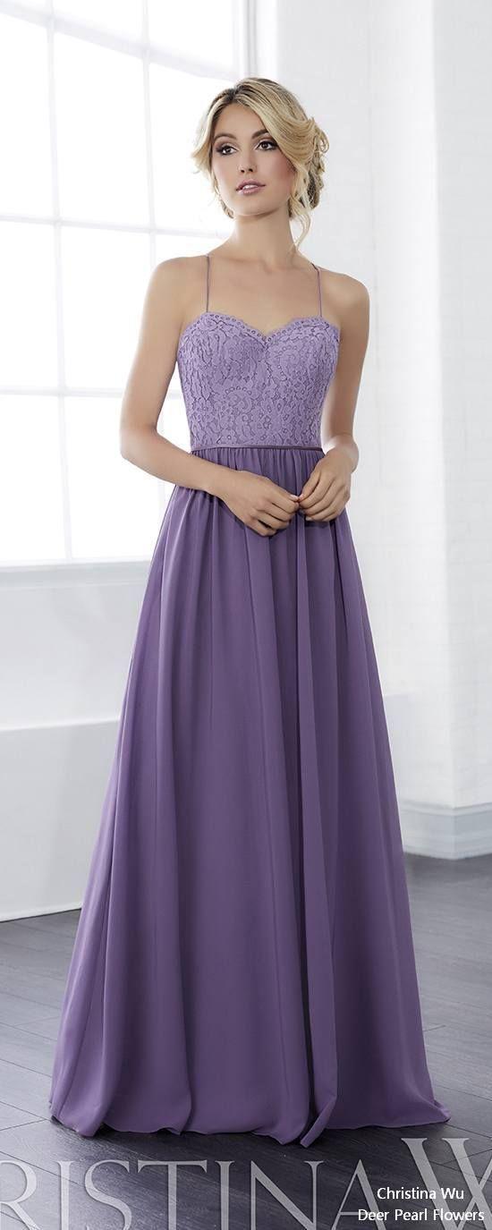 Christina Wu Bridesmaid Dresses 2018 | Damas de boda, Vestidos de ...