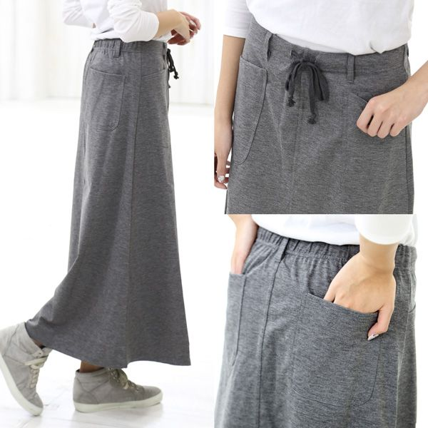 Classical Elf | Rakuten Global Market: Long skirt fall/winter fall Maxi skirt fall gray sweatshirts skirt skirt fall/winter fall Maxi skirt fall gray sweatshirts long skirt autumn/winter Maxi skirt autumn gray sweat skirts