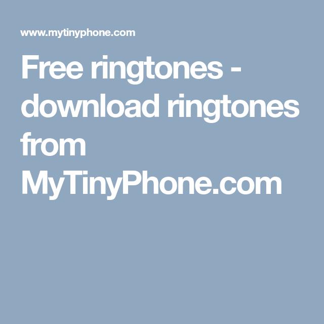 Free Ringtones Download Ringtones From Mytinyphone Com Free Ringtones Free Phone Wallpaper Ringtones