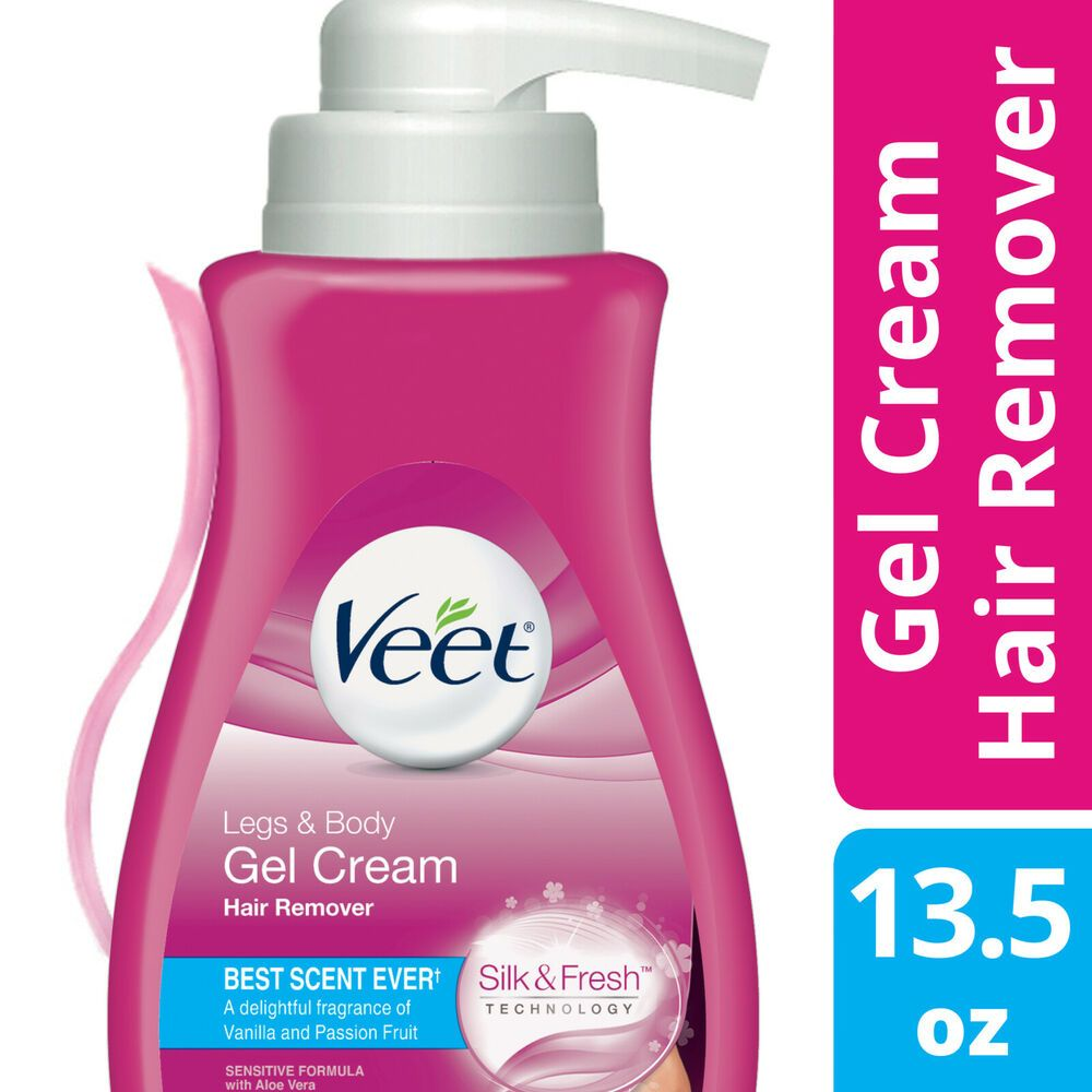 Details About Veet Gel Hair Remover Cream For Legs And Body