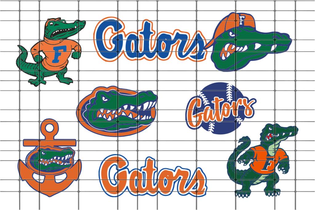 Florida Gator Svg Svg Dxf Eps Png Instant Download Florida Gators Football Lover Gifts Florida Gators Football