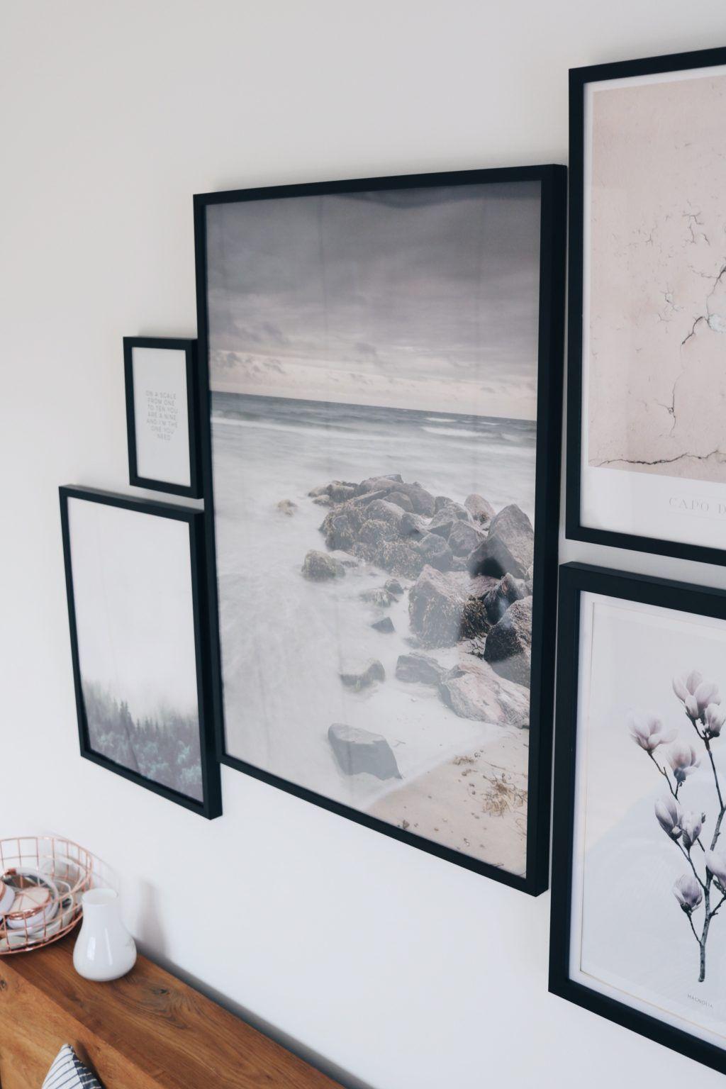 Interior: Bedroom Wall Art   Poster. Schlafzimmer Inspiration ...