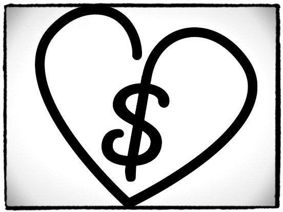 El Amor y el Dinero - http://www.planeatusfinanzas.com/el-amor-y-el-dinero/