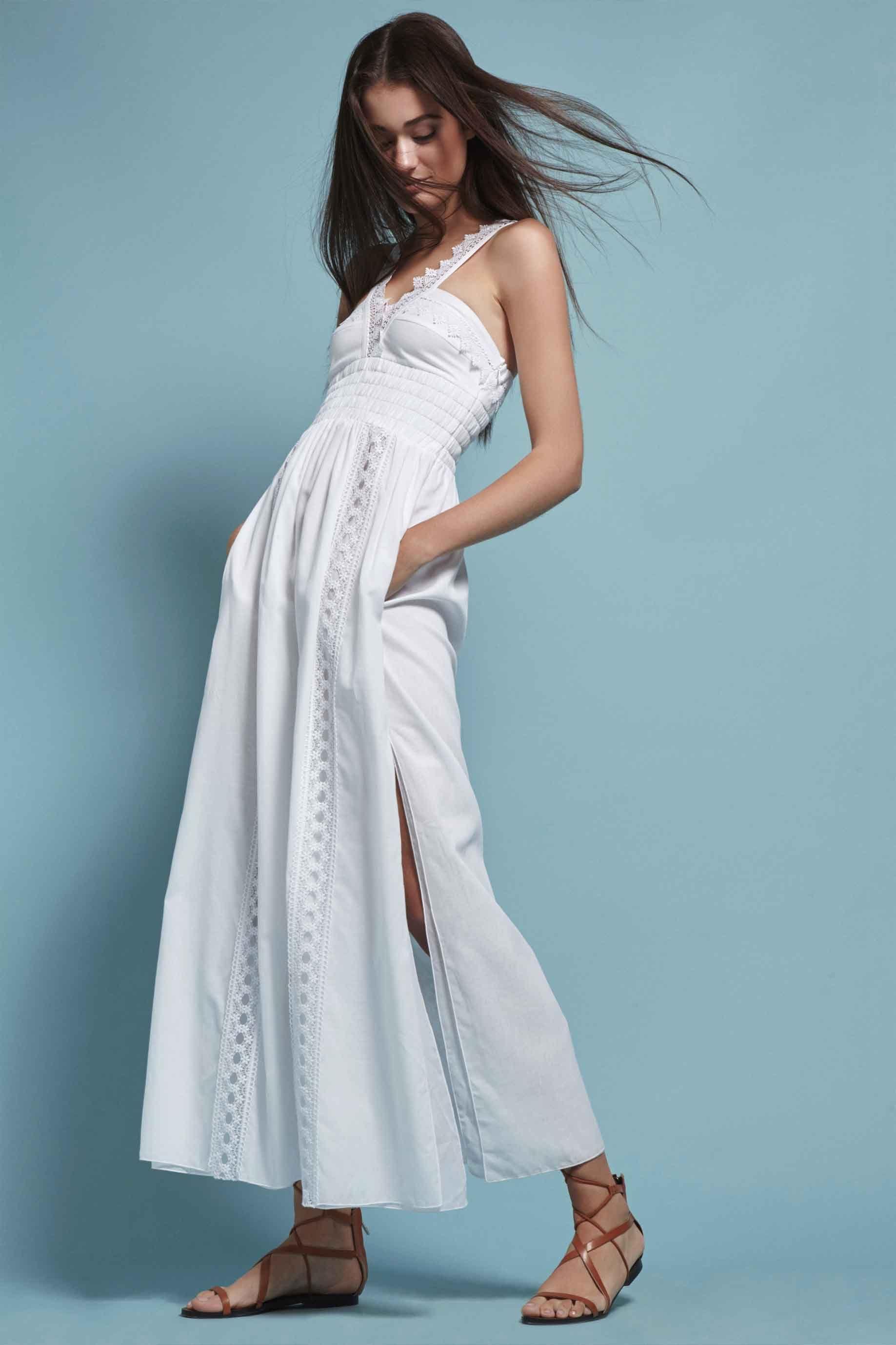 Vestido Largo | boda :) | Pinterest | Vestidos de novia bohemios ...