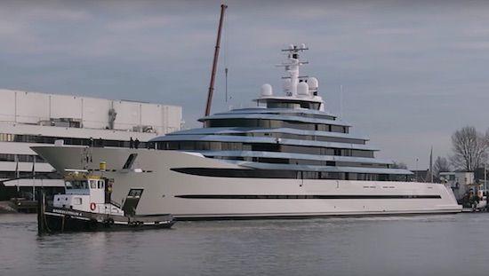 Koop dit Nederlandse megajacht voor 275 miljoen euro