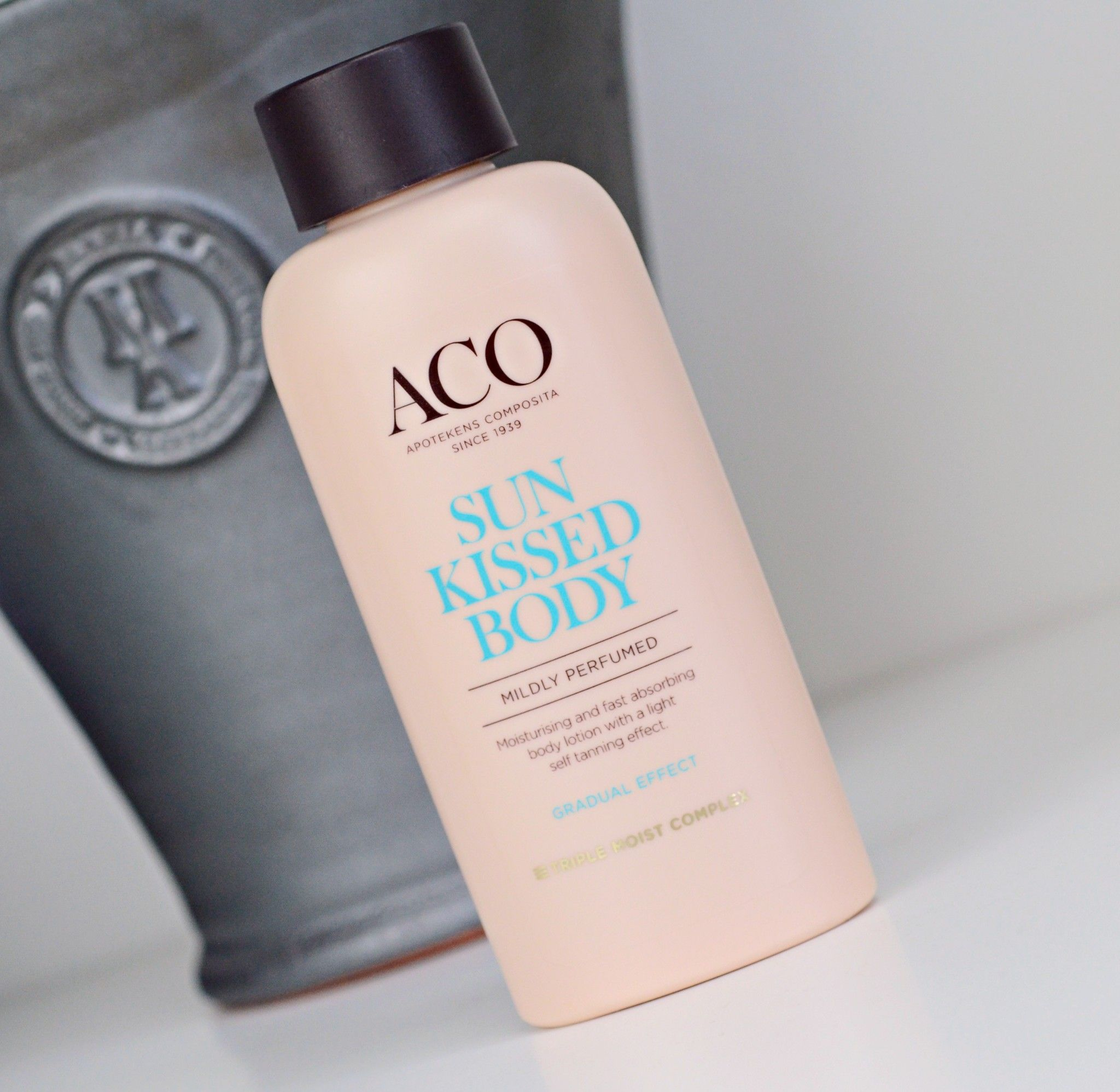 aco sun kissed face cream recension