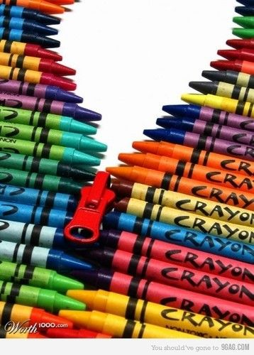 Love Crayons Lots And Lots Of Crayons Happy Colors Colours