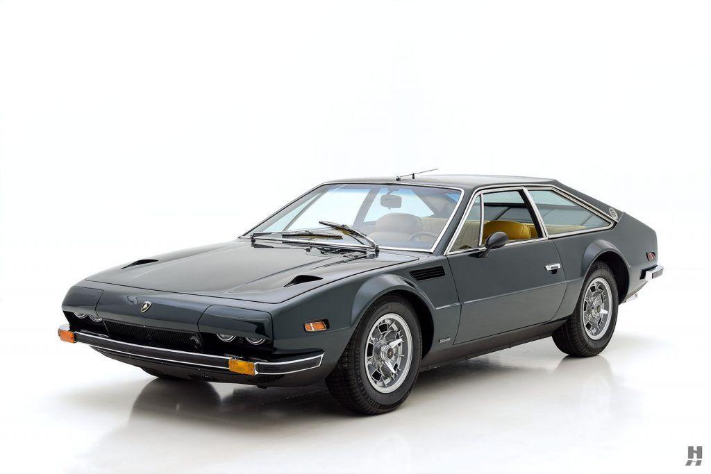 1972 Lamborghini Jarama 400GT | Hyman Ltd. Classic Cars | auto ...