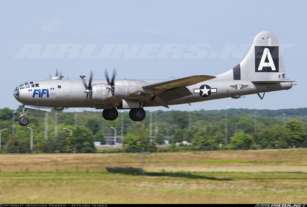 Обои superfortress, boeing, b-29a, _fifi_. Авиация foto 16