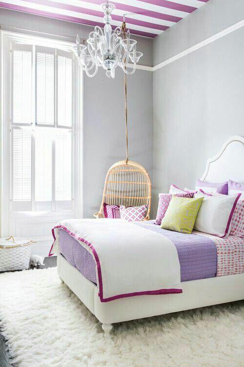 Farbgestaltung fürs Jugendzimmer u2013 100 Deko- und Einrichtungsideen - deko ideen schlafzimmer jugendzimmer