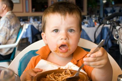 Restaurant Charges Mommy a Baby Tax- what do you think of this? Would you eat there?