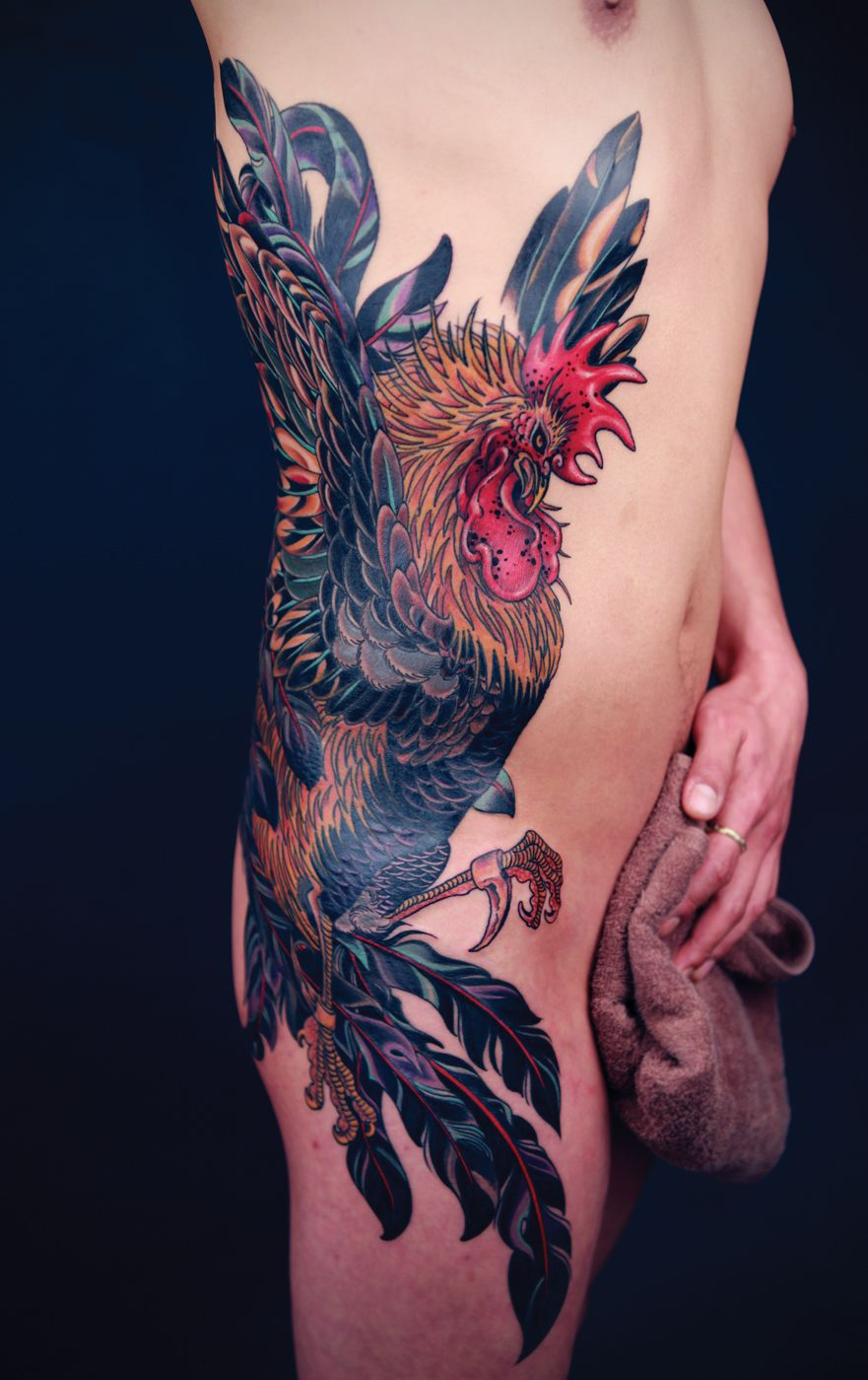 Back Piece « yushitattoo