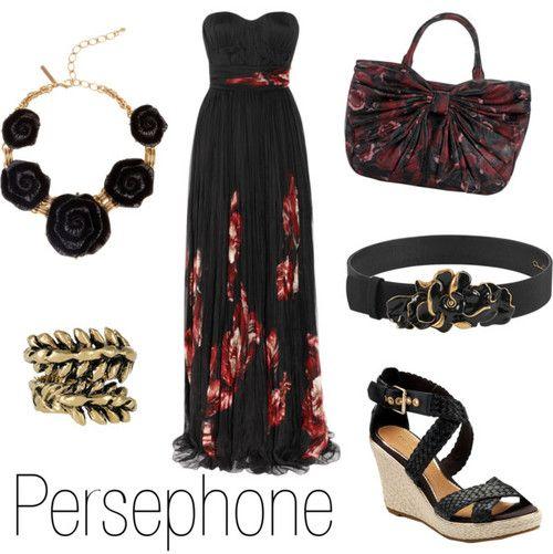 Persephone - Queen of the Underworld Greek Mythology | Inspired by | Pinterest | Persephone ...