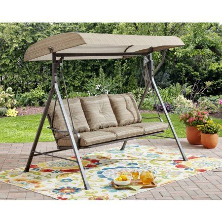 porch swing cushions canopy swing