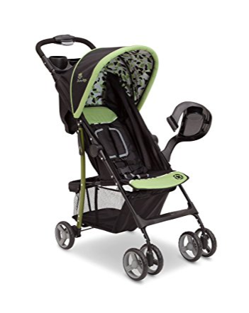 J is for Jeep Brand Metro Stroller, Trekking Jeep brand