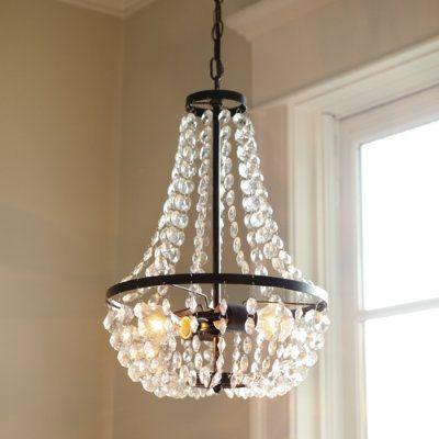 Ballard designs camille chandelier powder room inspiration ballard designs camille chandelier aloadofball Images