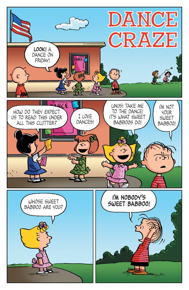 7647a16281 KaBOOM Peanuts Vol. 2  18 - Dance Craze 1