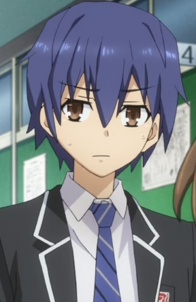 Date A Live Shido Shido Itsuka Main Image Animes Wallpapers