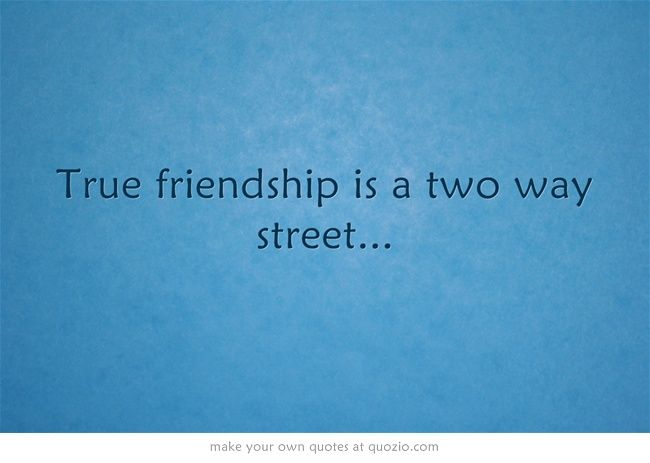 """What Happened To Us Being """"best Friends Forever""""? I Know"""
