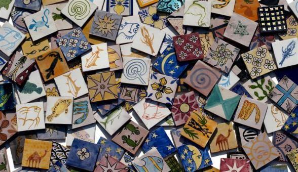 Fantasie berbere tiles pinterest tiles flooring e wall tiles