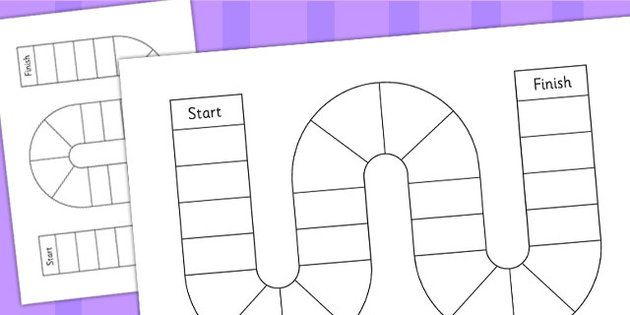 Design Your Own Board Game Worksheets | Teachers Corner | Pinterest ...