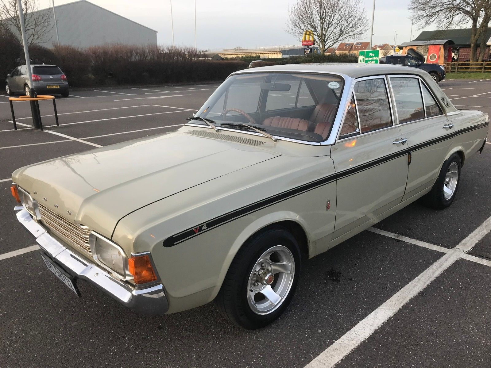 Ebay Ebay 1970 Ford Taunus 17m V4 Rhd Classic In Superb Condition Classic Ford Classic Cars
