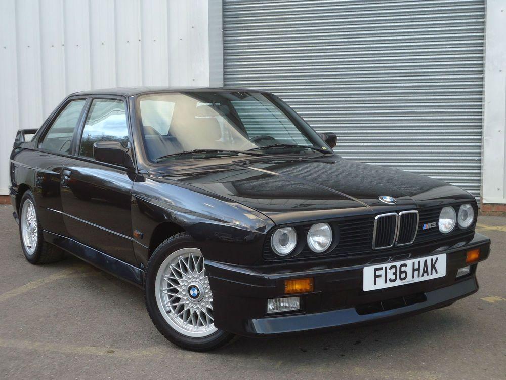 1988 F Bmw M3 E30 Bmw Bmw M3