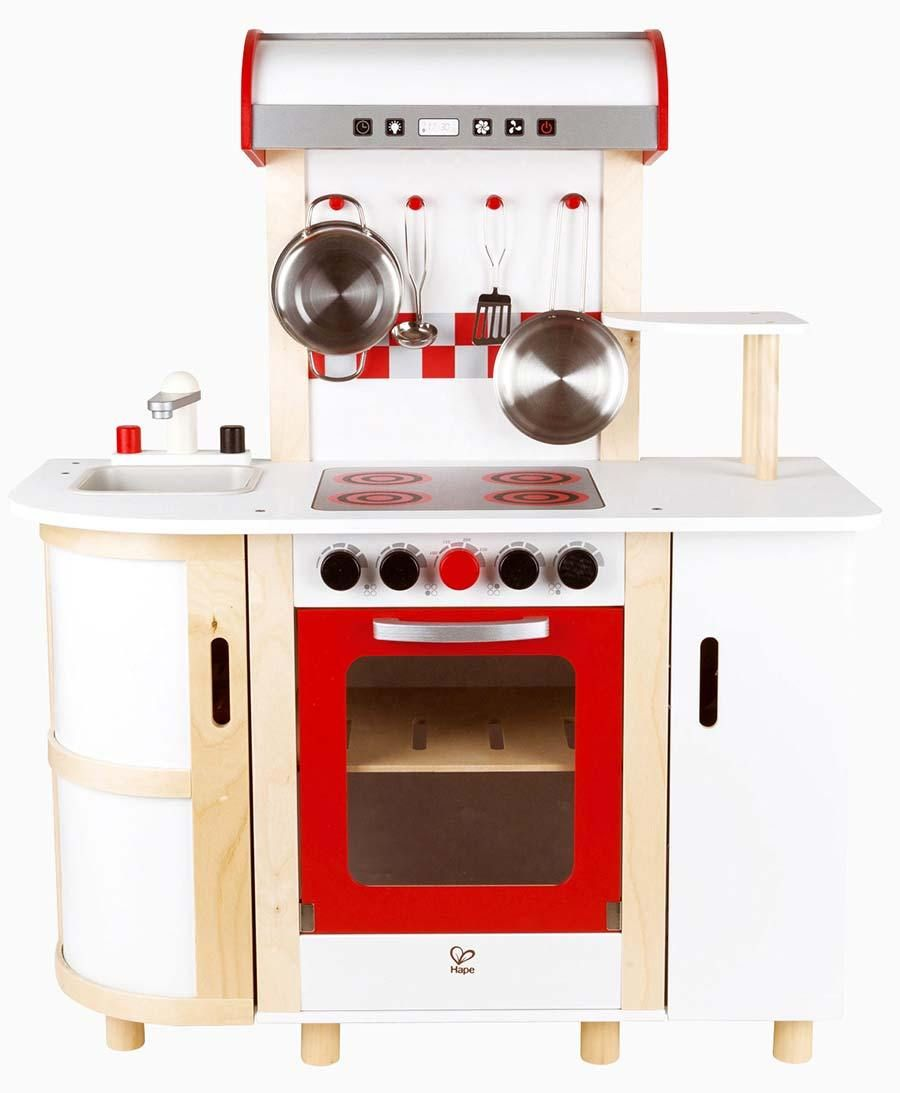 cocina_de_madera_de_juguete | DIY kids kitchen | Pinterest | Diy ...