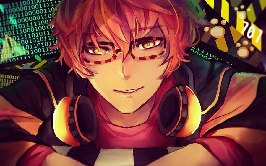 707/Saeyoung Choi. ️ mysticmessenger 707 Saeyoung