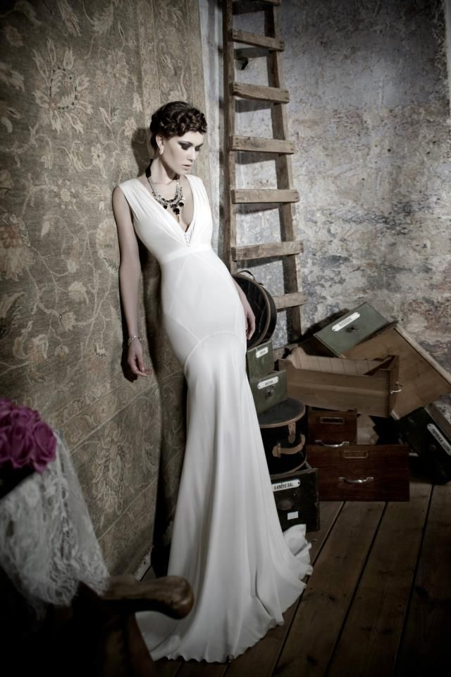 Wedding Dresses by Lihi Hod