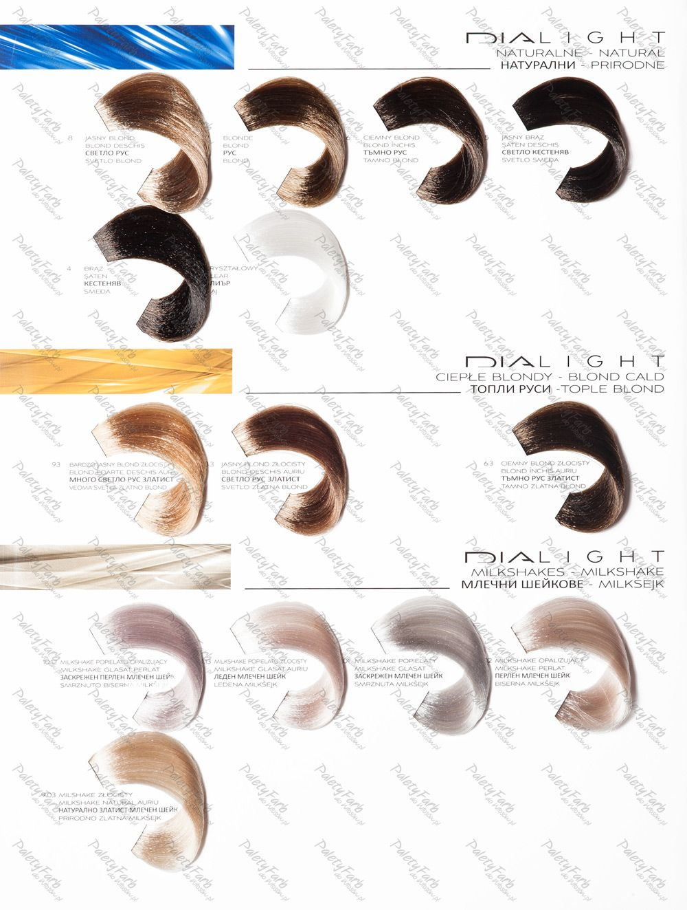 Loreal Dia Light 1 Blond And More In 2019
