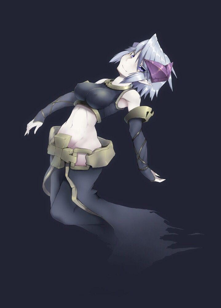 Isolde, Belle of the Underworld   Character design, Anime ...