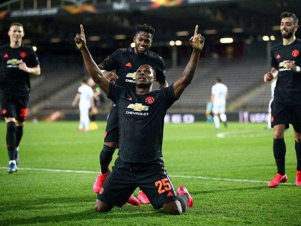 Europa League: Manchester United crush LASK Linz 5-0