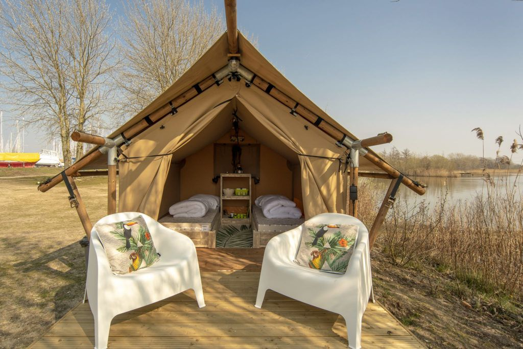 Glamping experience in Mexico | Glamping, Tent, Outdoor decor