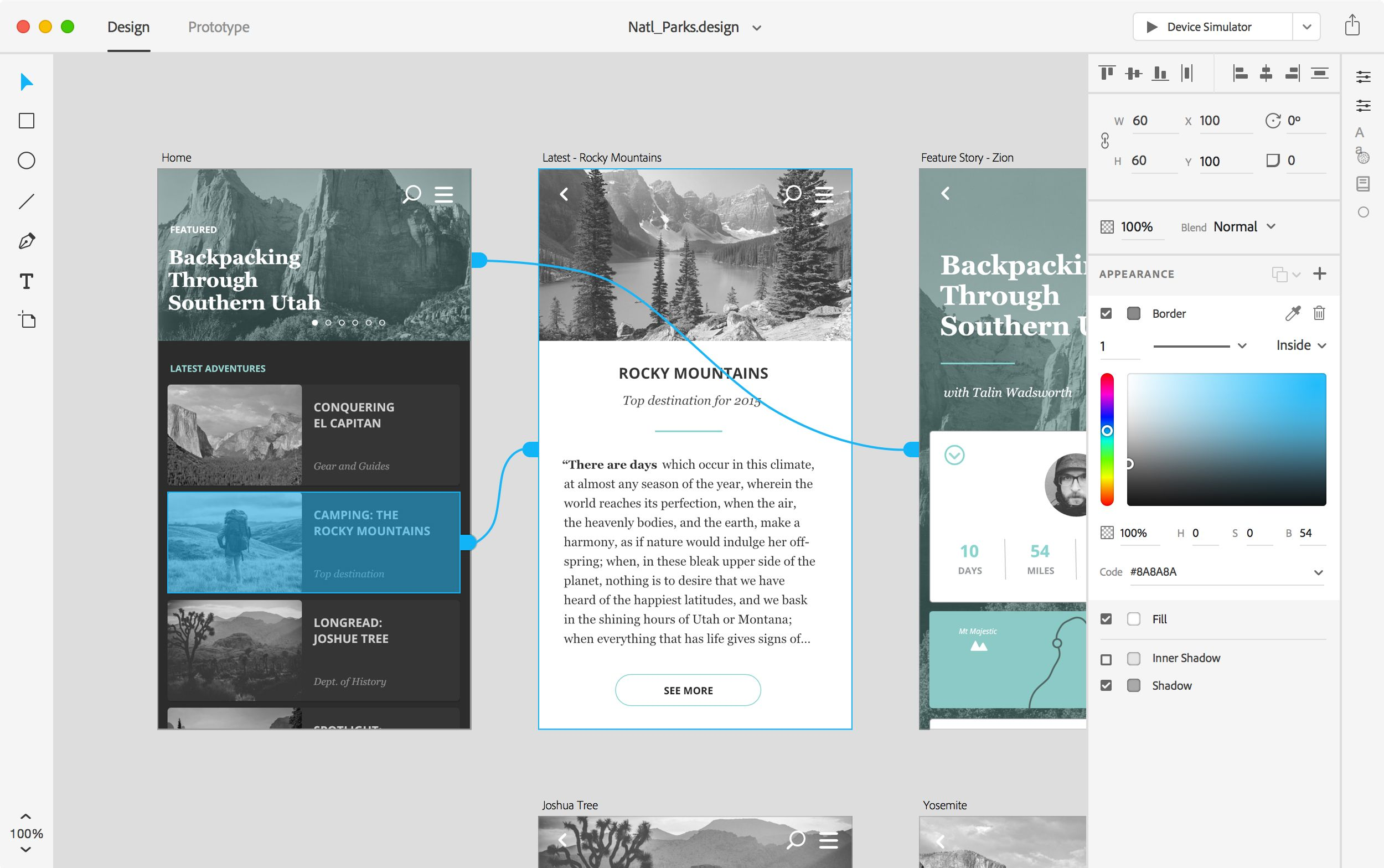 Adobe Xd A Powerful Tool For Ux Designers How Design Ux Design App Design Web Design