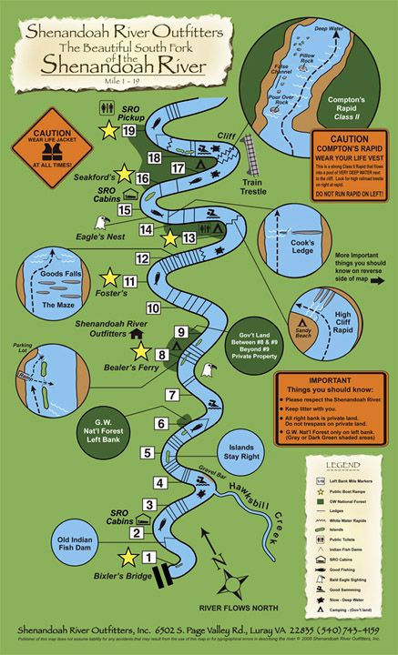 Shenandoah River Map | Camping | Shenandoah river, Shenandoah ... on western pacific map, netflix map, cricket map,