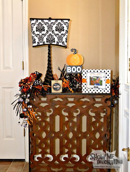 Show Me: Easy DIY Halloween Decorations | Home Decoration on Time