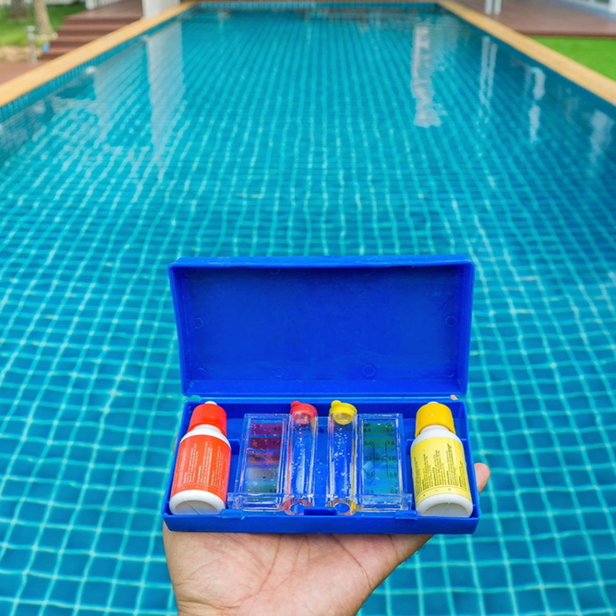 How To Winterize An In Ground Pool In Ground Pools Swimming