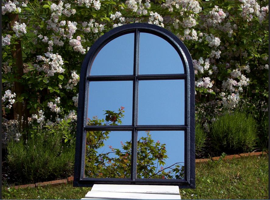 Verspiegelte fenster große Spiegel geformte | Fenster | Pinterest ...