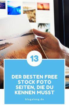 13 der besten Free Stock Foto Seiten, die du kennen musst