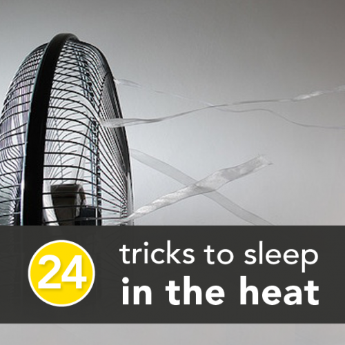 24 Tricks To Survive Hot Summer Nights Without Ac Homestead
