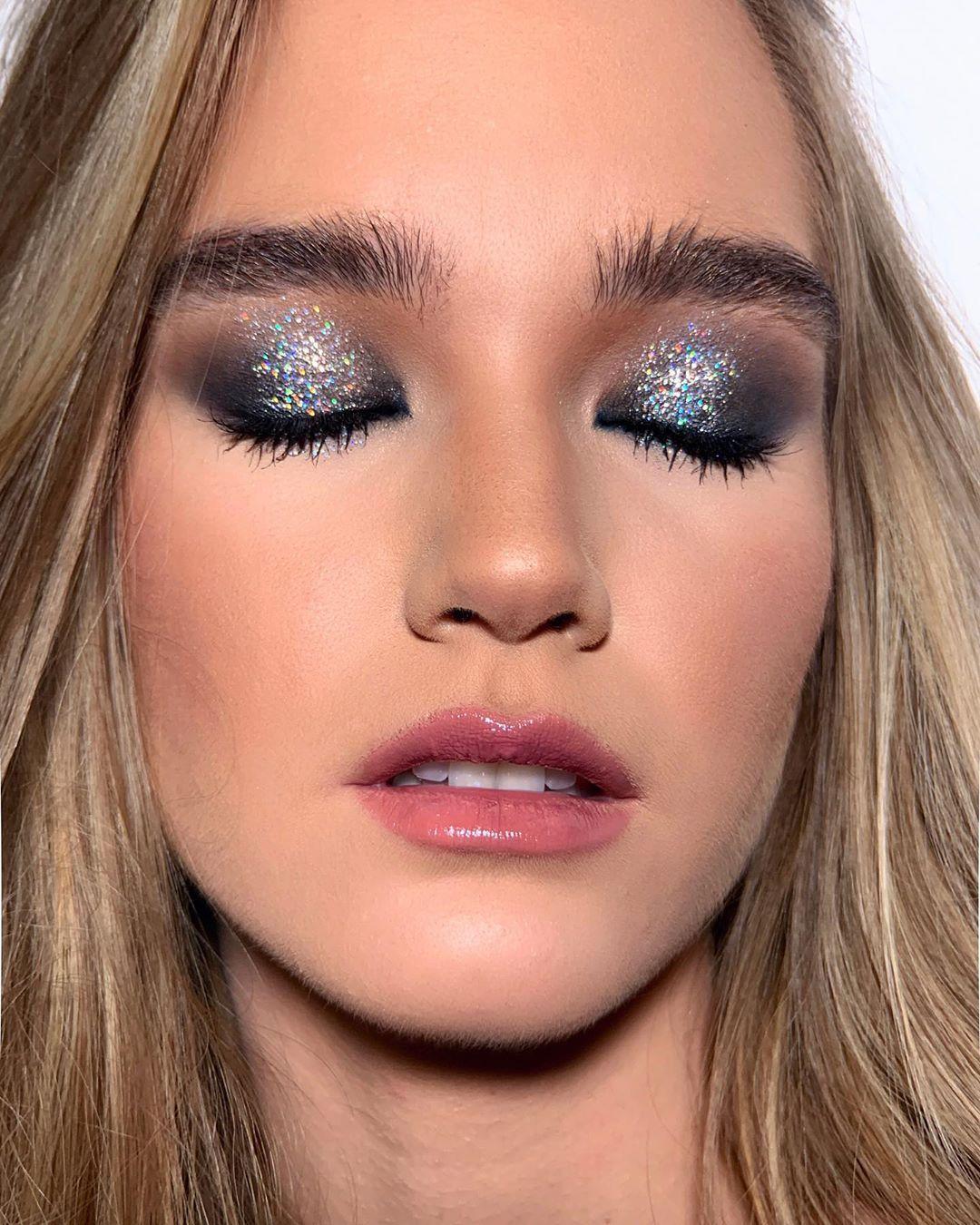 "Malvina Ișfan Makeup Artist's Instagram profile post ""She"